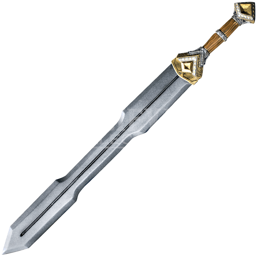 Double Edged Sword PNG-PlusPNG.com-850 - Double Edged Sword PNG