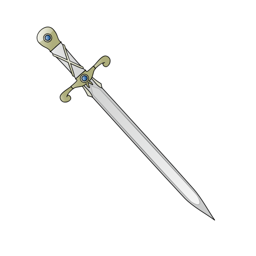 Double Edged Sword PNG - 84087