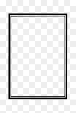 Double Line Border PNG - 151994