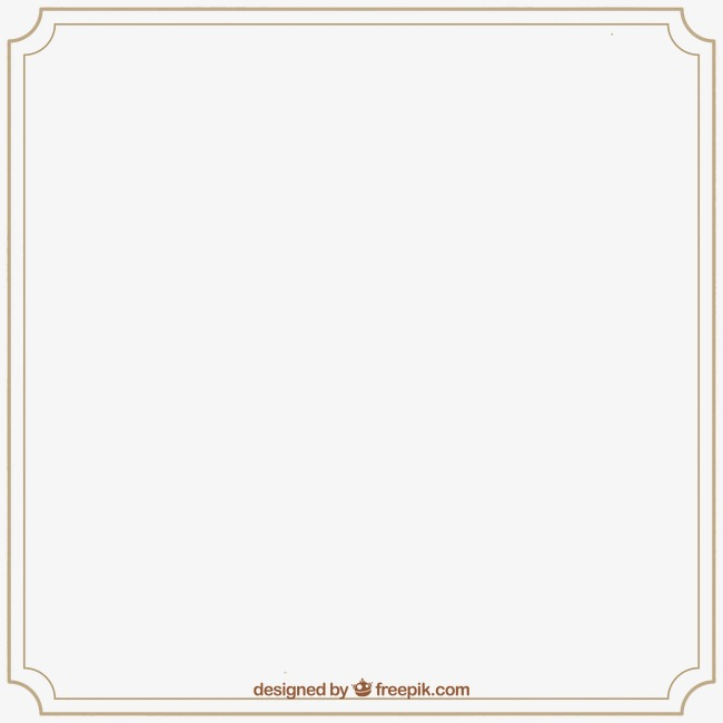 Double Line Border PNG - 152004
