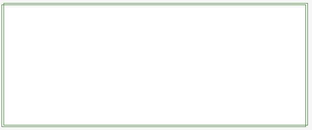 Green double-line border, Green, Double, Border PNG Image and Clipart - Double Line Border PNG