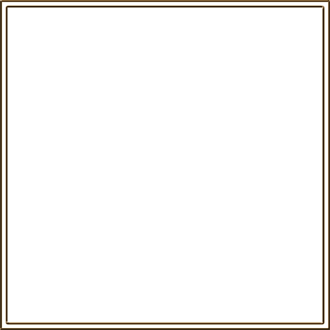 Double Line Border PNG - 151999