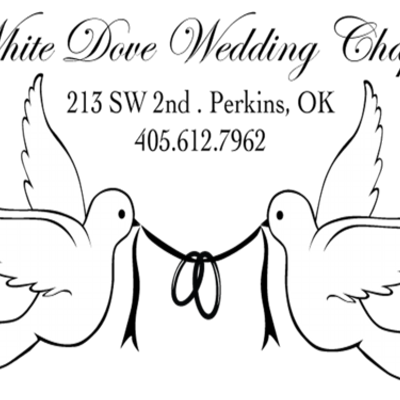 White Dove Wedding - Dove Wedding PNG Black And White