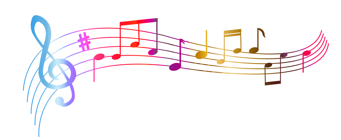 Musical Notes PNG - 5793