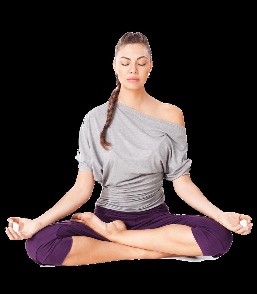 Meditation PNG - 260