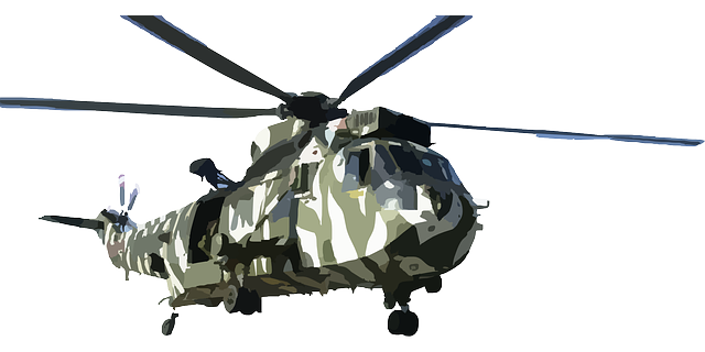 Army Helicopter PNG - 1664