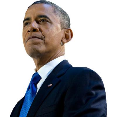 Barack Obama PNG - 851
