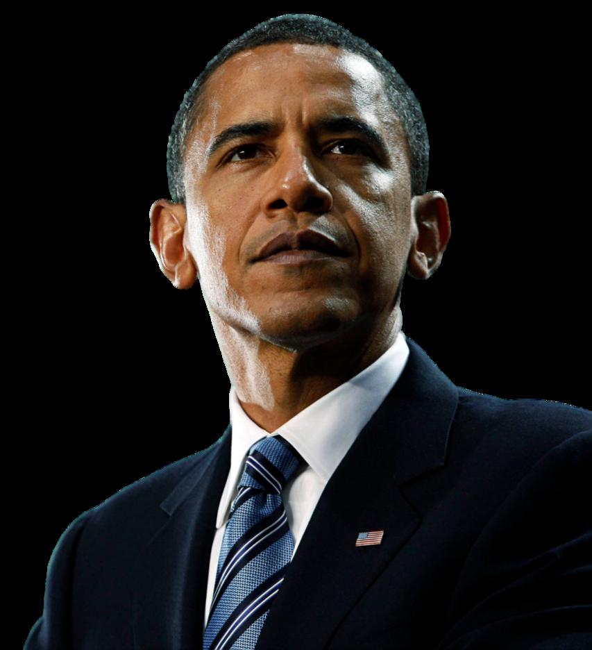 Barack Obama PNG - 849