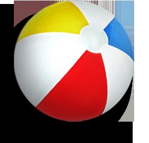 Beach Ball PNG - 7106