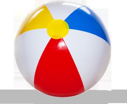 Beach Ball PNG - 7097