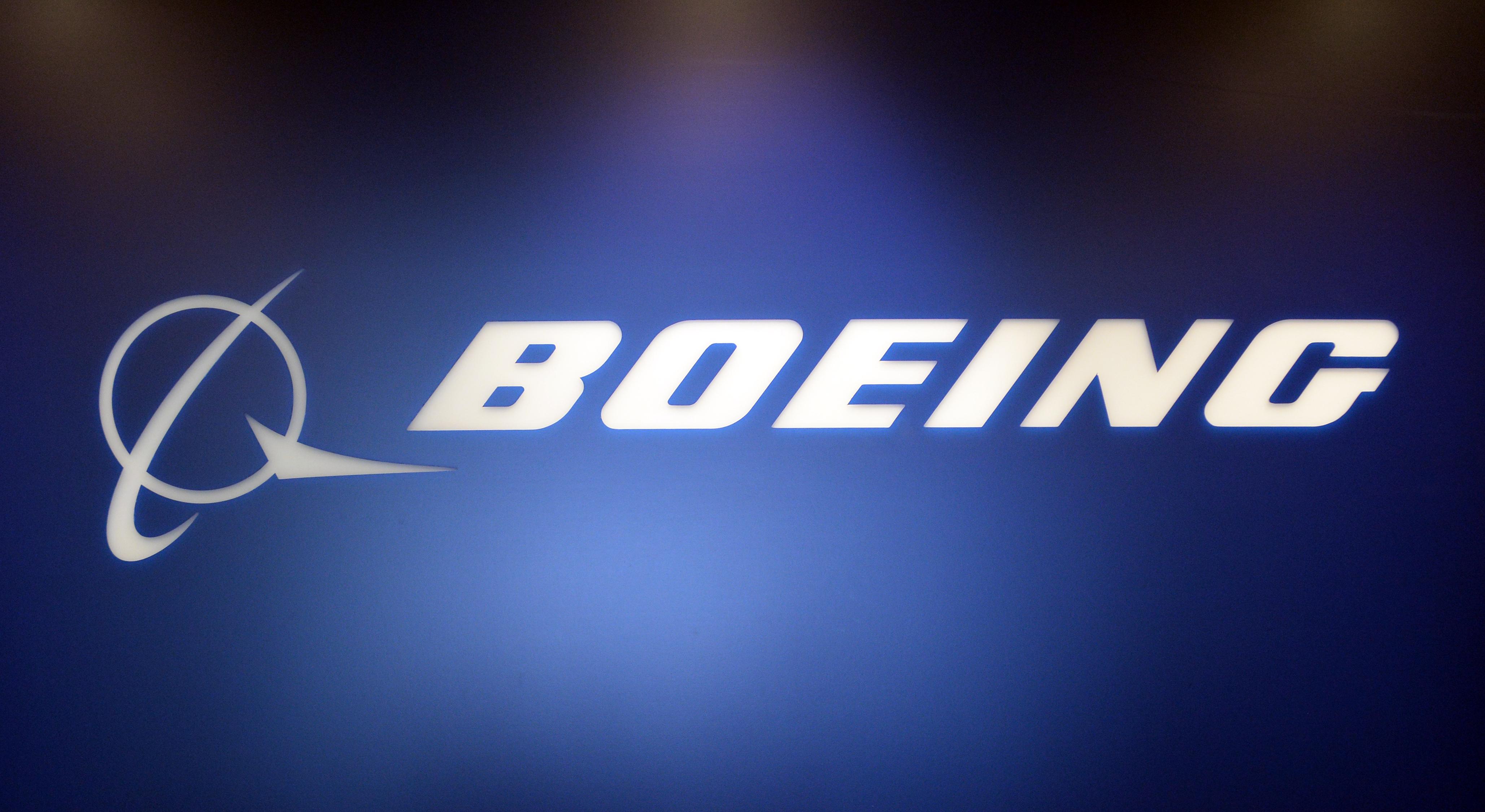 Download Boeing Logo PNG - 38805