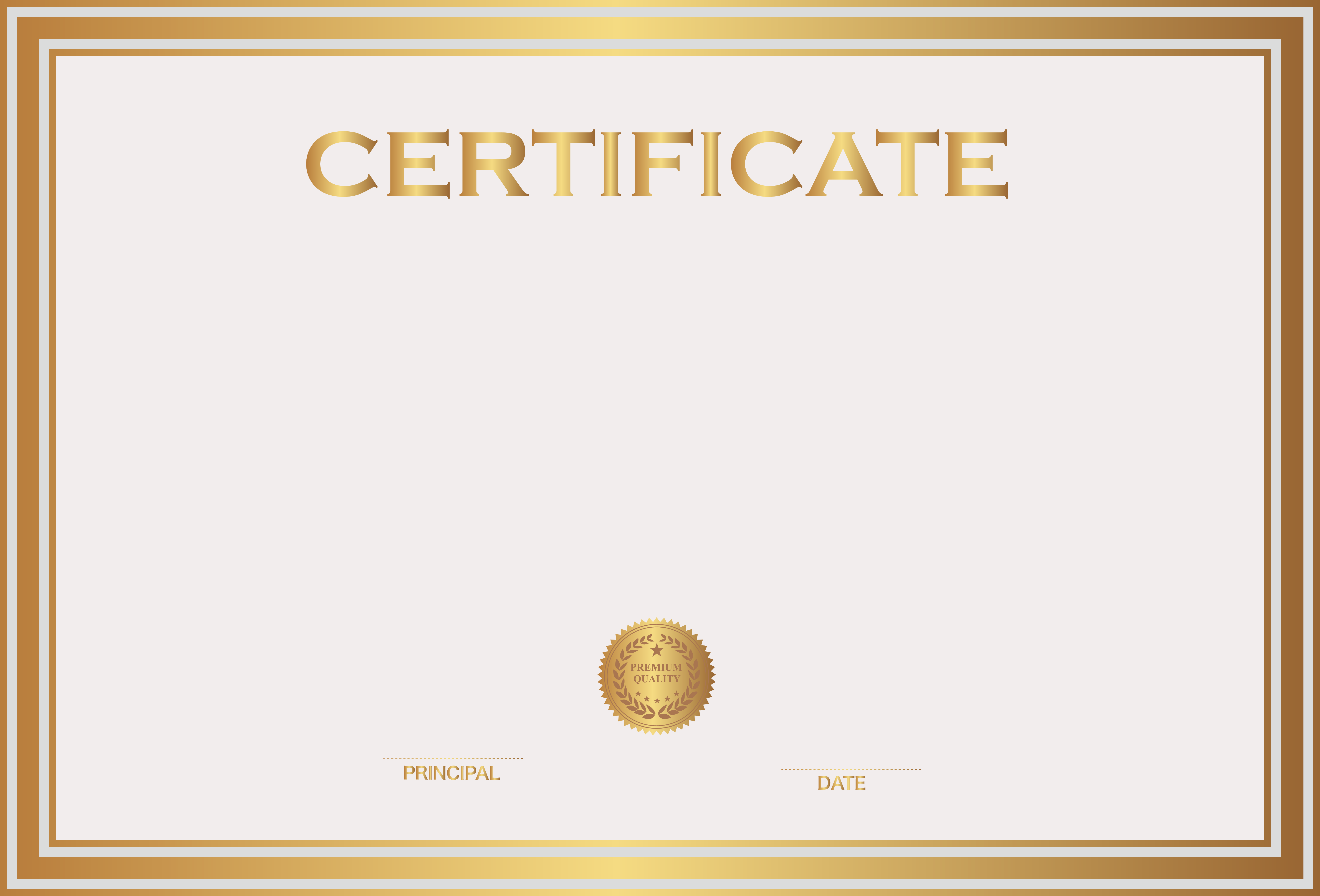 Certificate template png transparent png images pluspng download certificate template png images transparent gallery advertisement certificate template png yadclub Gallery
