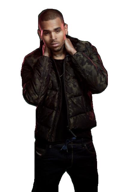 Chris Brown PNG - 6390