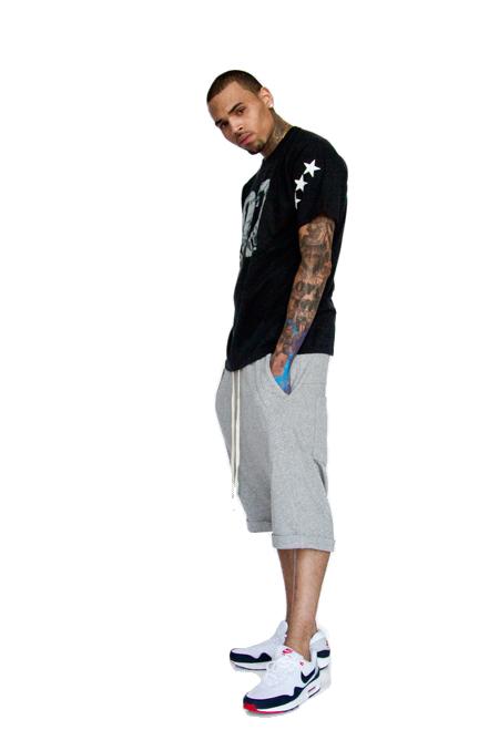 Chris Brown PNG - 6391