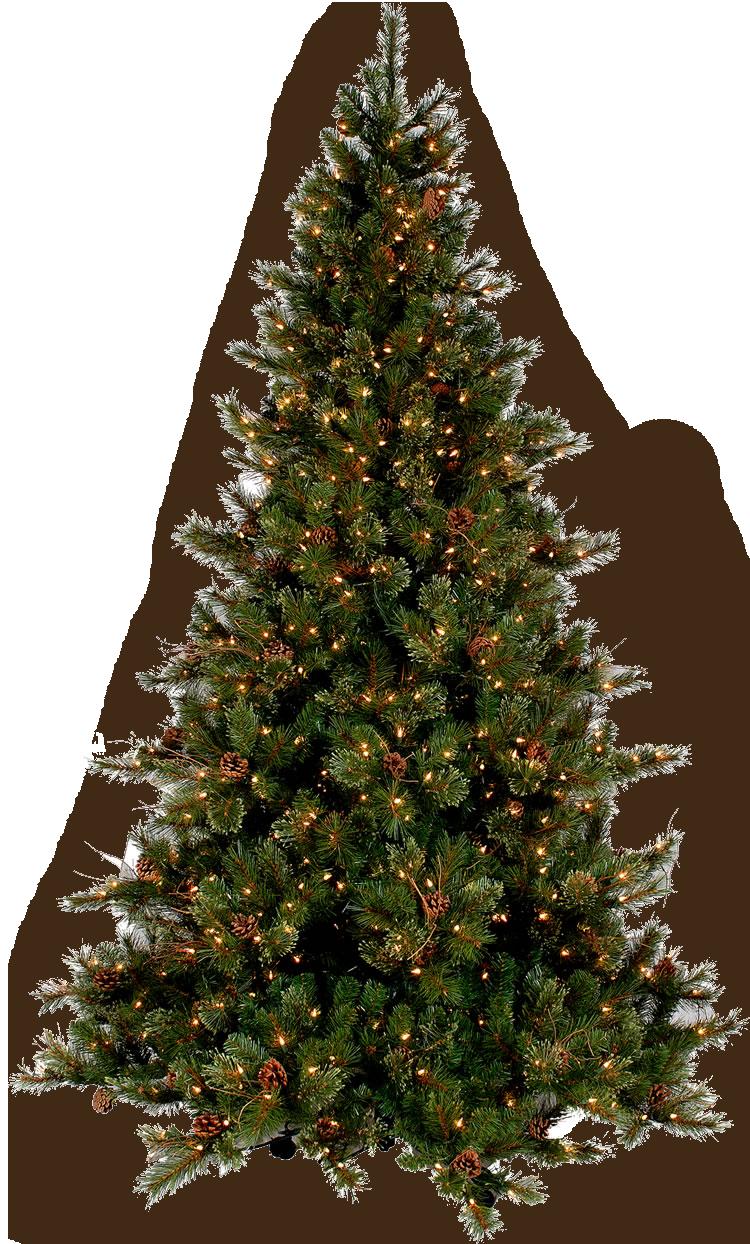 Christmas Tree PNG - 6108