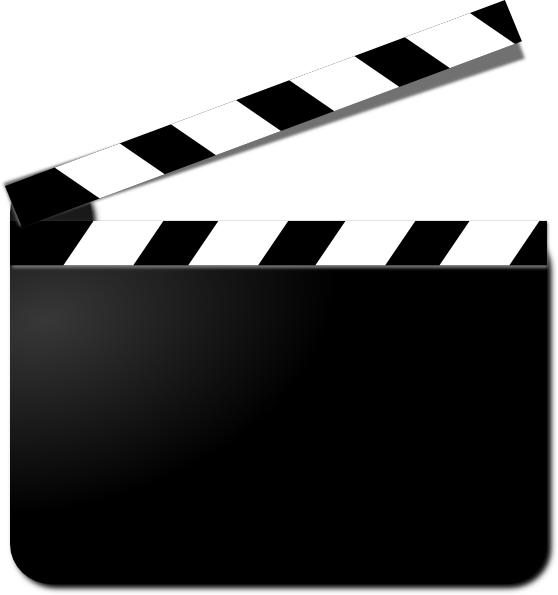 Clapperboard PNG - 4452