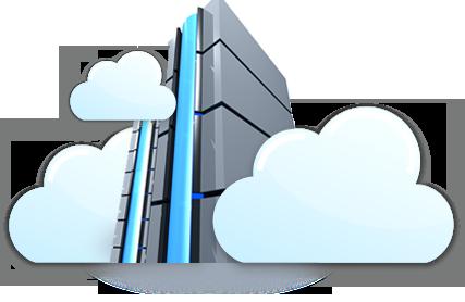 Cloud Server PNG - 516