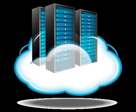 Cloud Server PNG