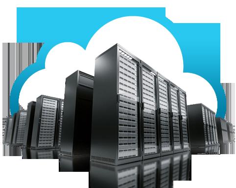 Cloud Server PNG - 515