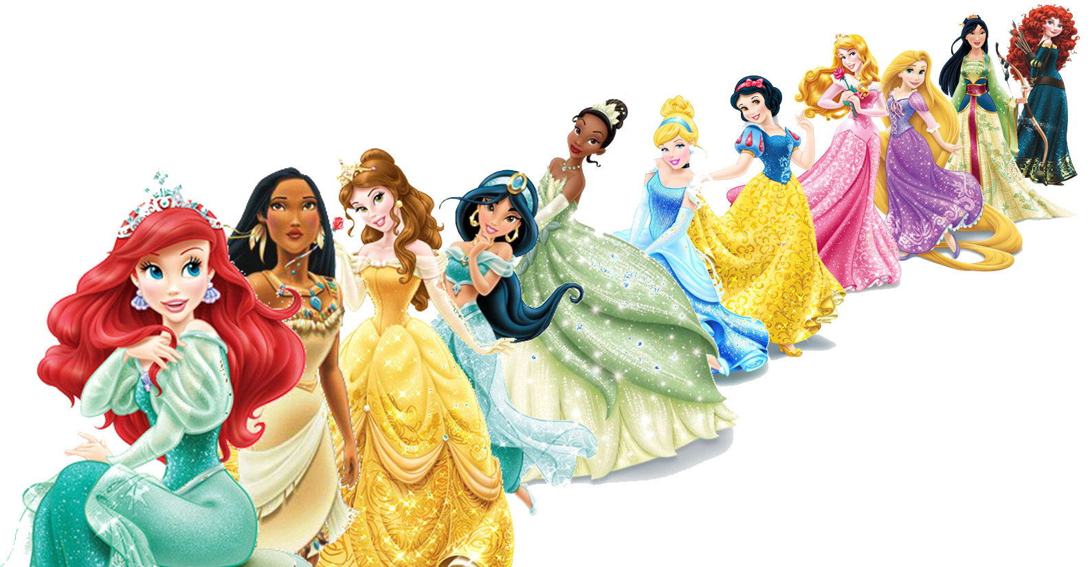 Disney Princesses PNG