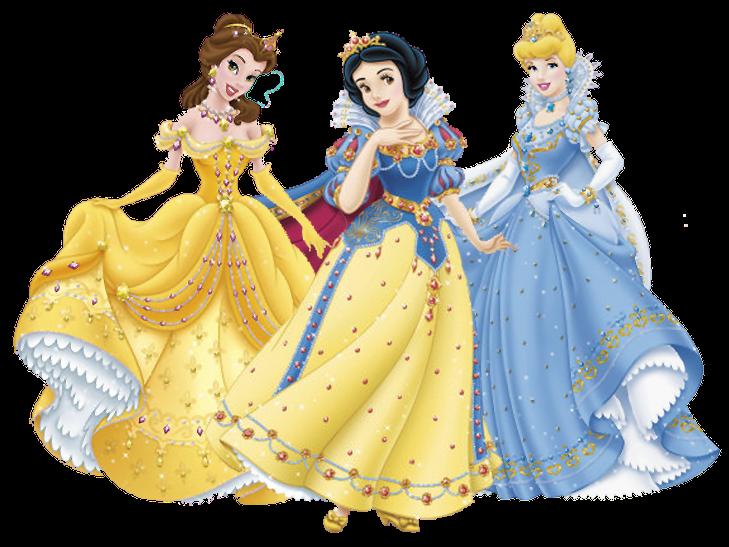 Disney Princesses PNG - 642