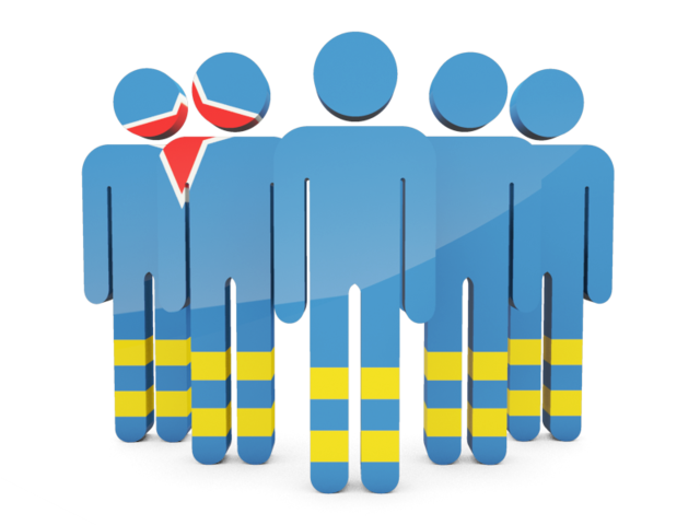 Download flag icon of Aruba at PNG format - Aruba PNG