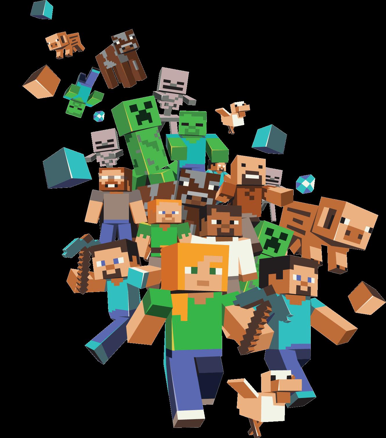 Minecraft PNG - 5582