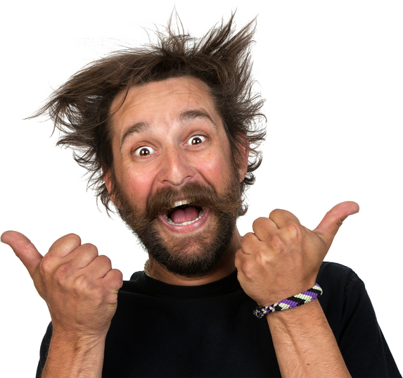 Happy Person PNG - 2039