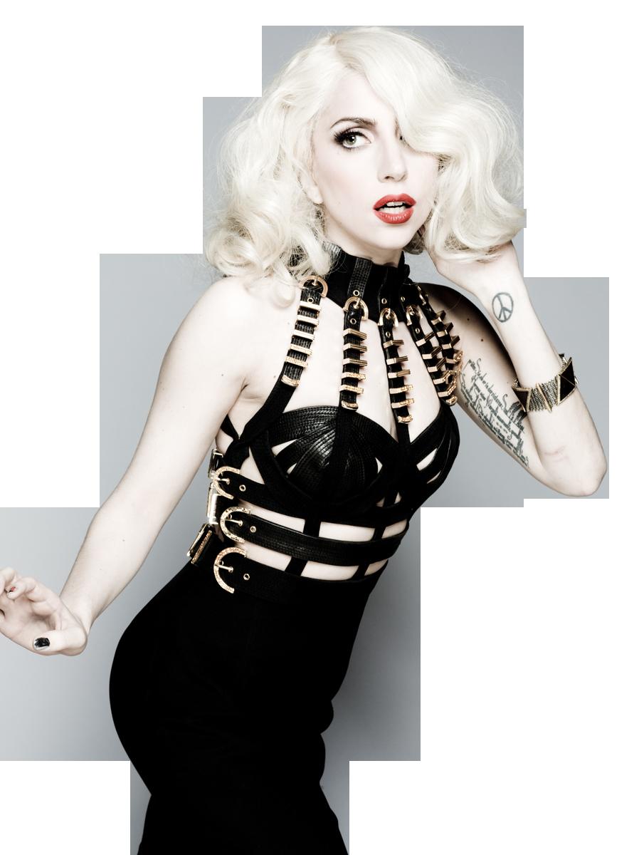 Lady Gaga PNG