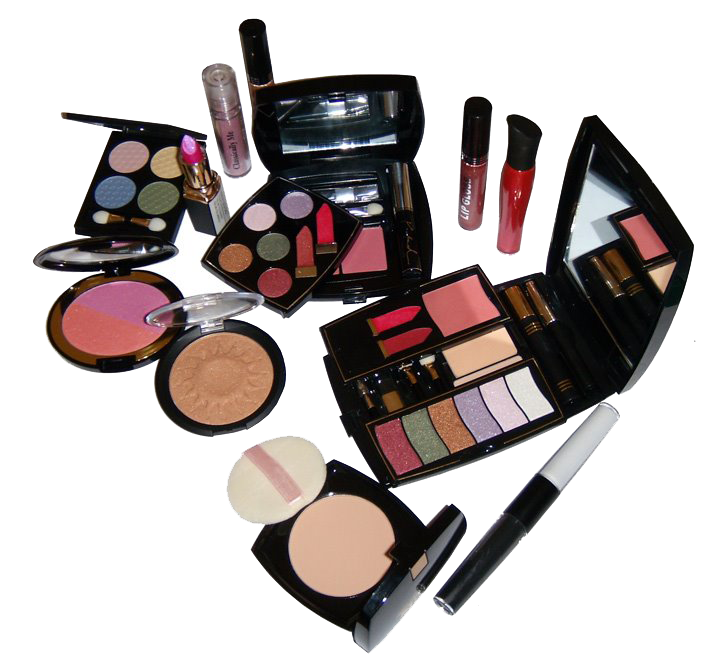 Makeup Kit Products PNG - 5802