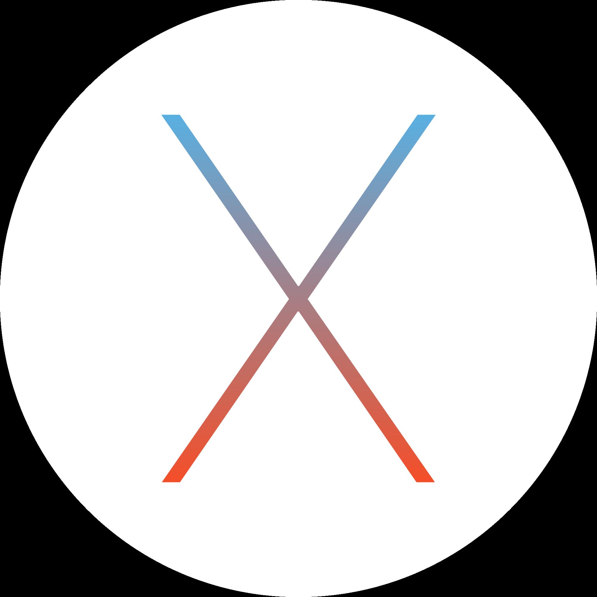 Mac Os X PNG - 3929
