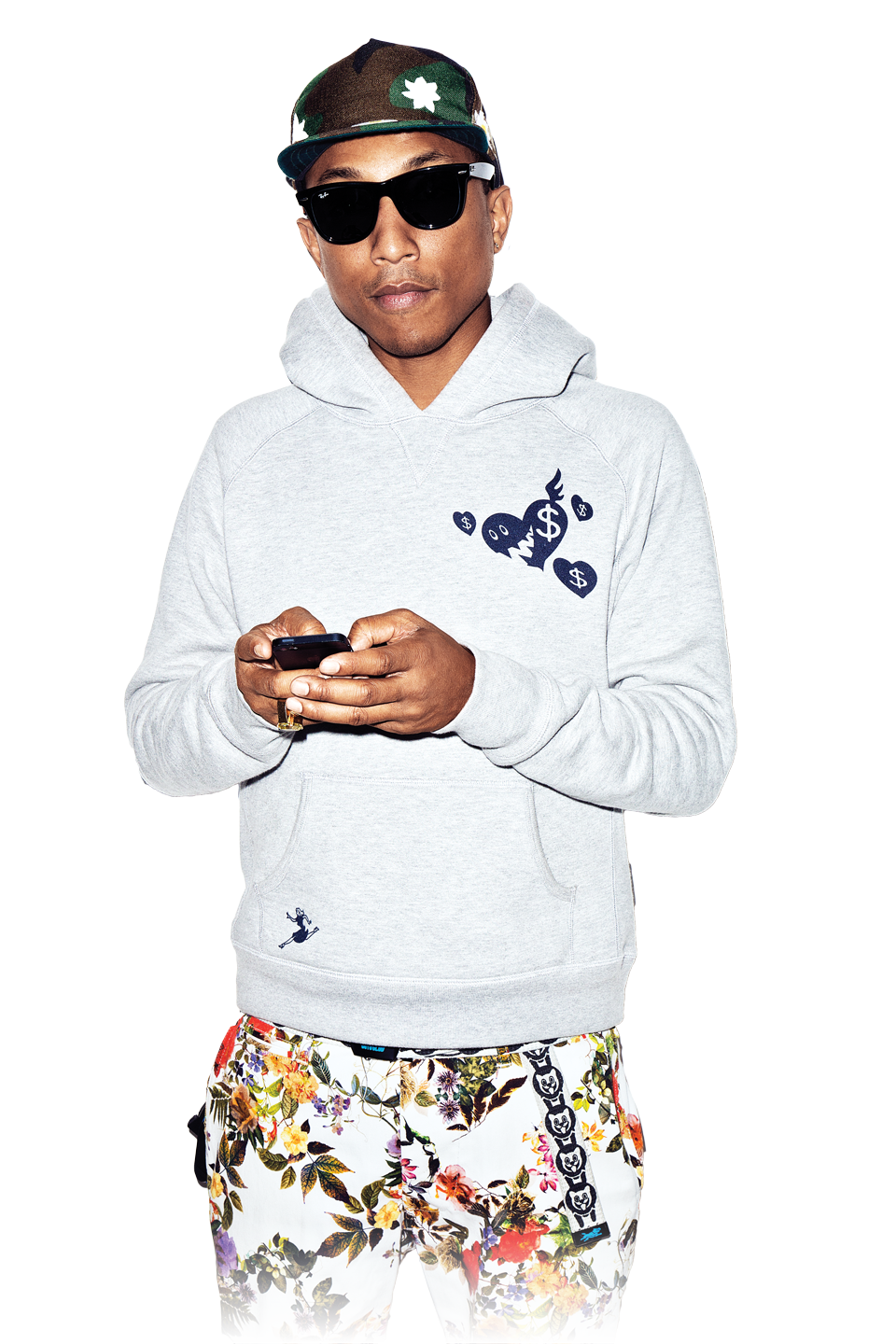 Pharrell Williams PNG
