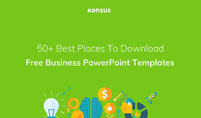The 50  Best Places To Download Free PowerPoint Templates - Download PNG HD For Powerpoint