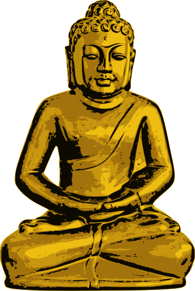 Buddhism PNG - 600