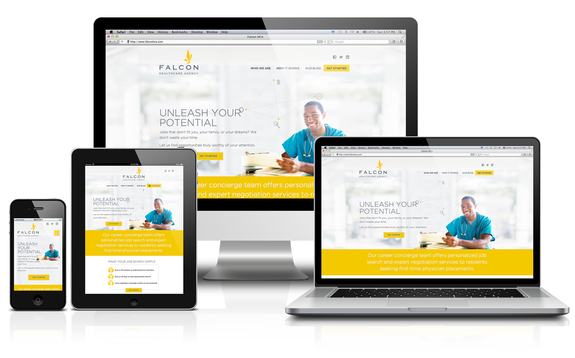 Web Design PNG - 5860
