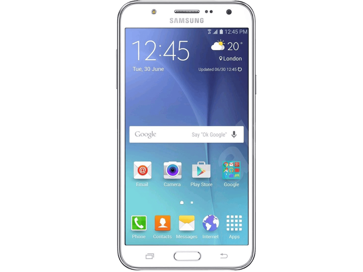 Samsung Mobile Phone PNG