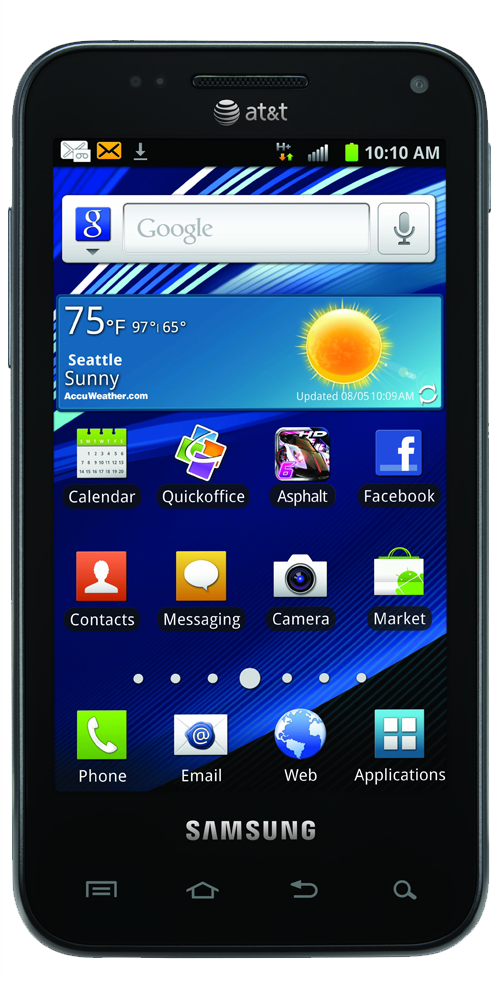 Samsung Mobile Phone PNG - 5466