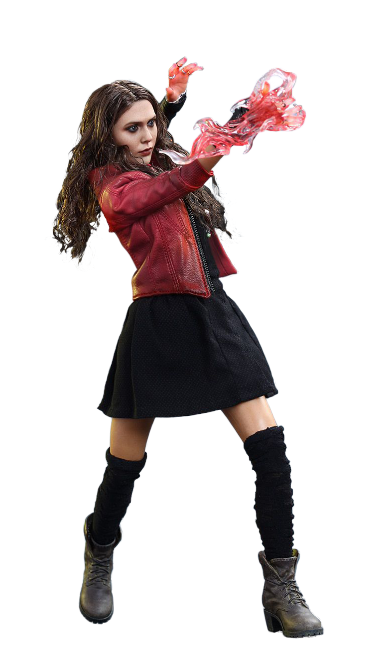 Scarlet Witch PNG - 6152