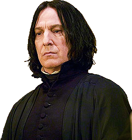 Severus Snape PNG - 5009