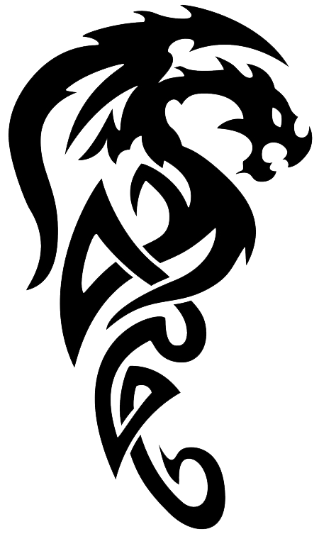 Tribal Tattoos PNG - 6801