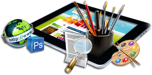Web Design PNG - 5852