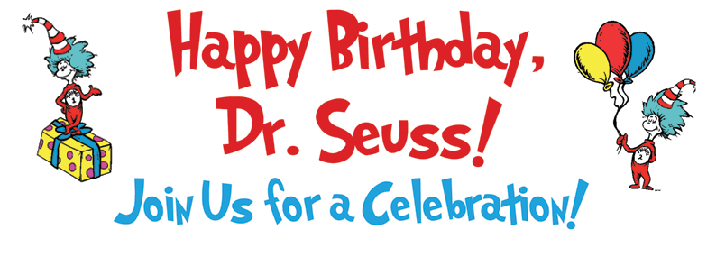 Dr Seuss Day PNG - 132168