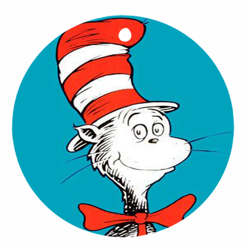 Dr Seuss Day PNG - 132162