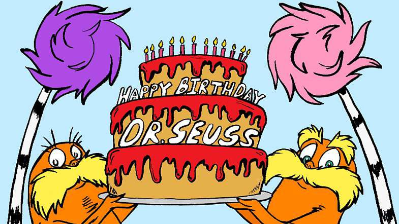 Denver Library celebrates Dr. Seussu0027 birthday - Dr Seuss Day PNG