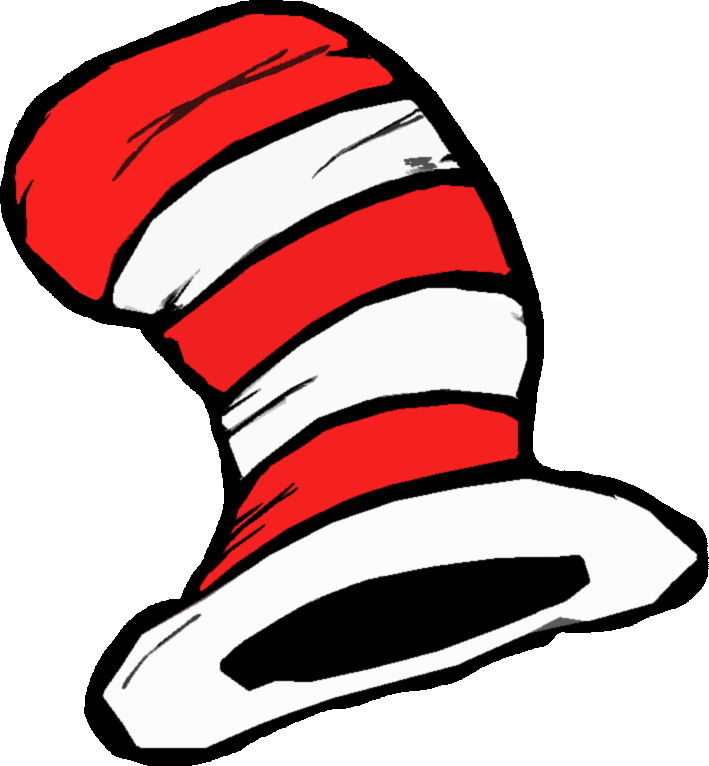 Dr Seuss Day PNG - 132165