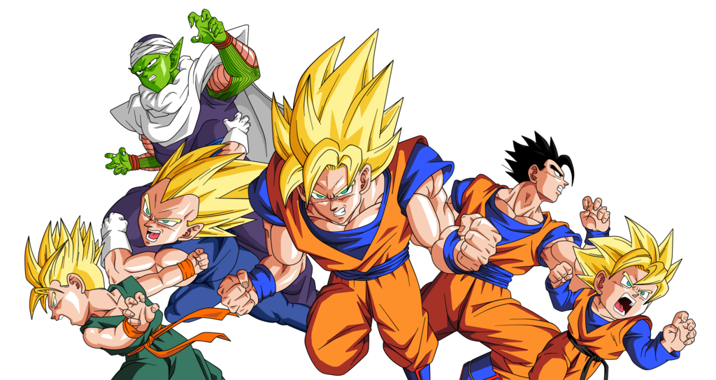 BardockSonic 139 14 VIVA GOKU by BardockSonic - Dragon Ball PNG