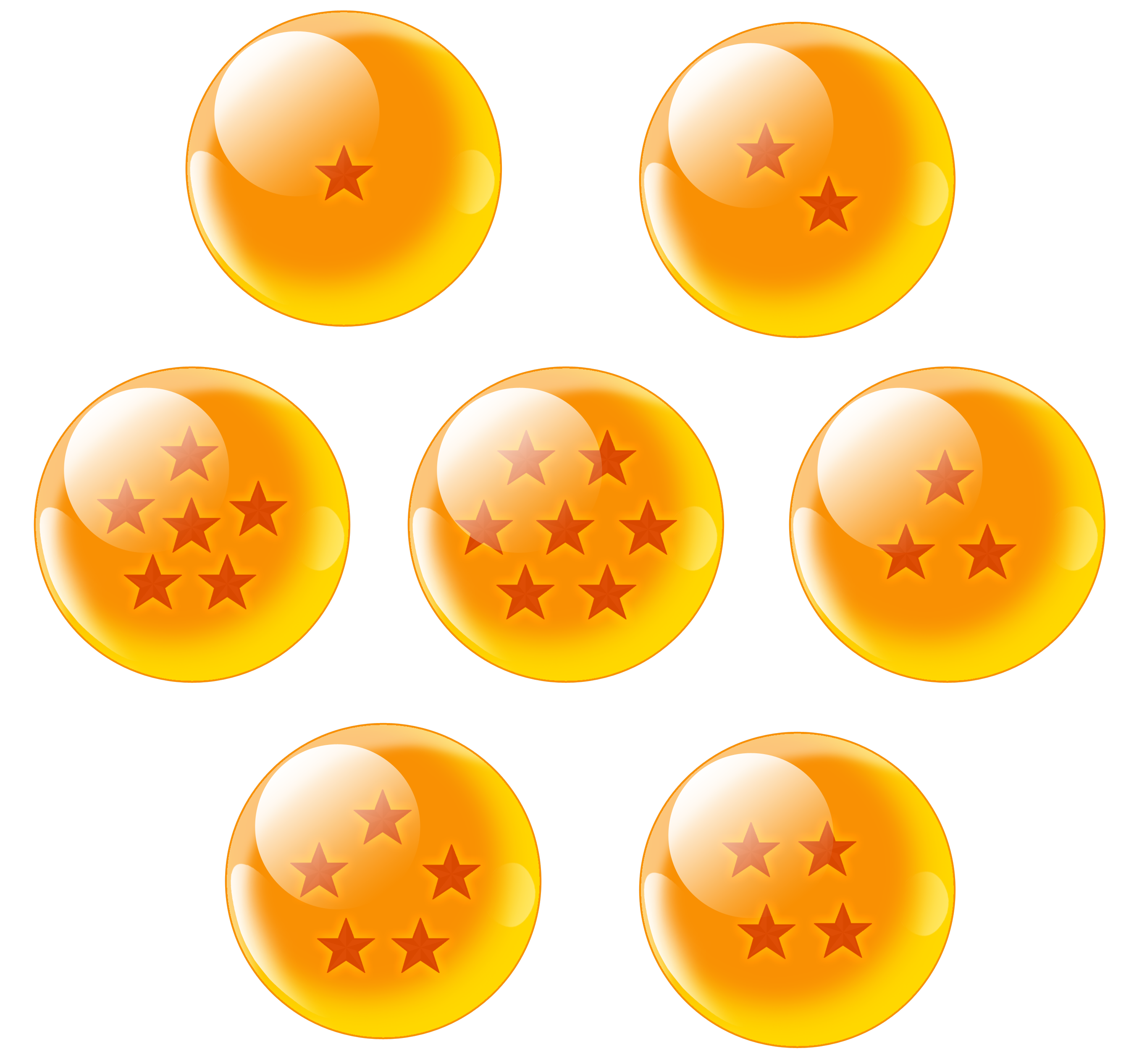 Dragon Balls .png - Dragon Ball PNG