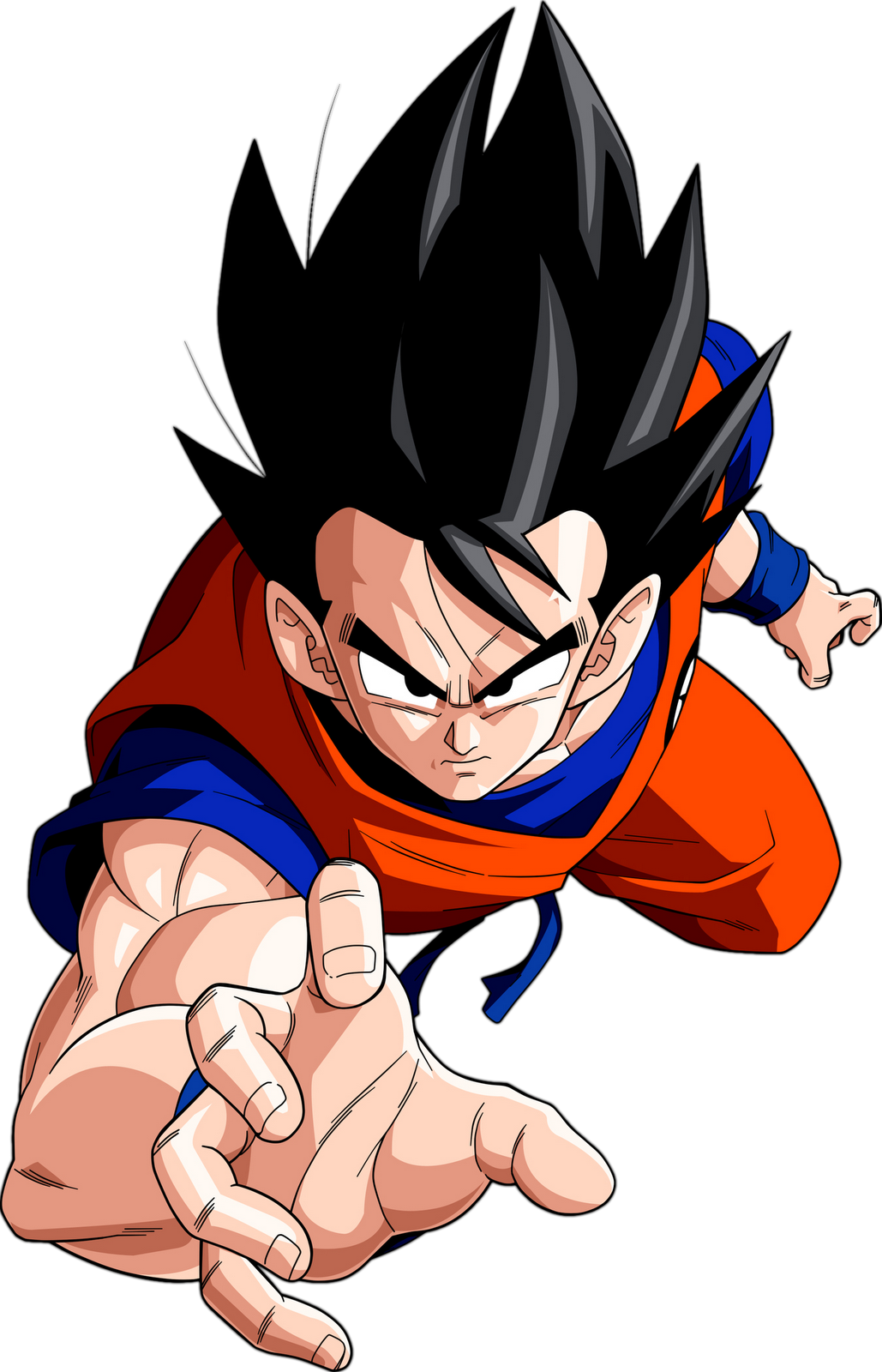 Render Dragon Ball z Goku.png