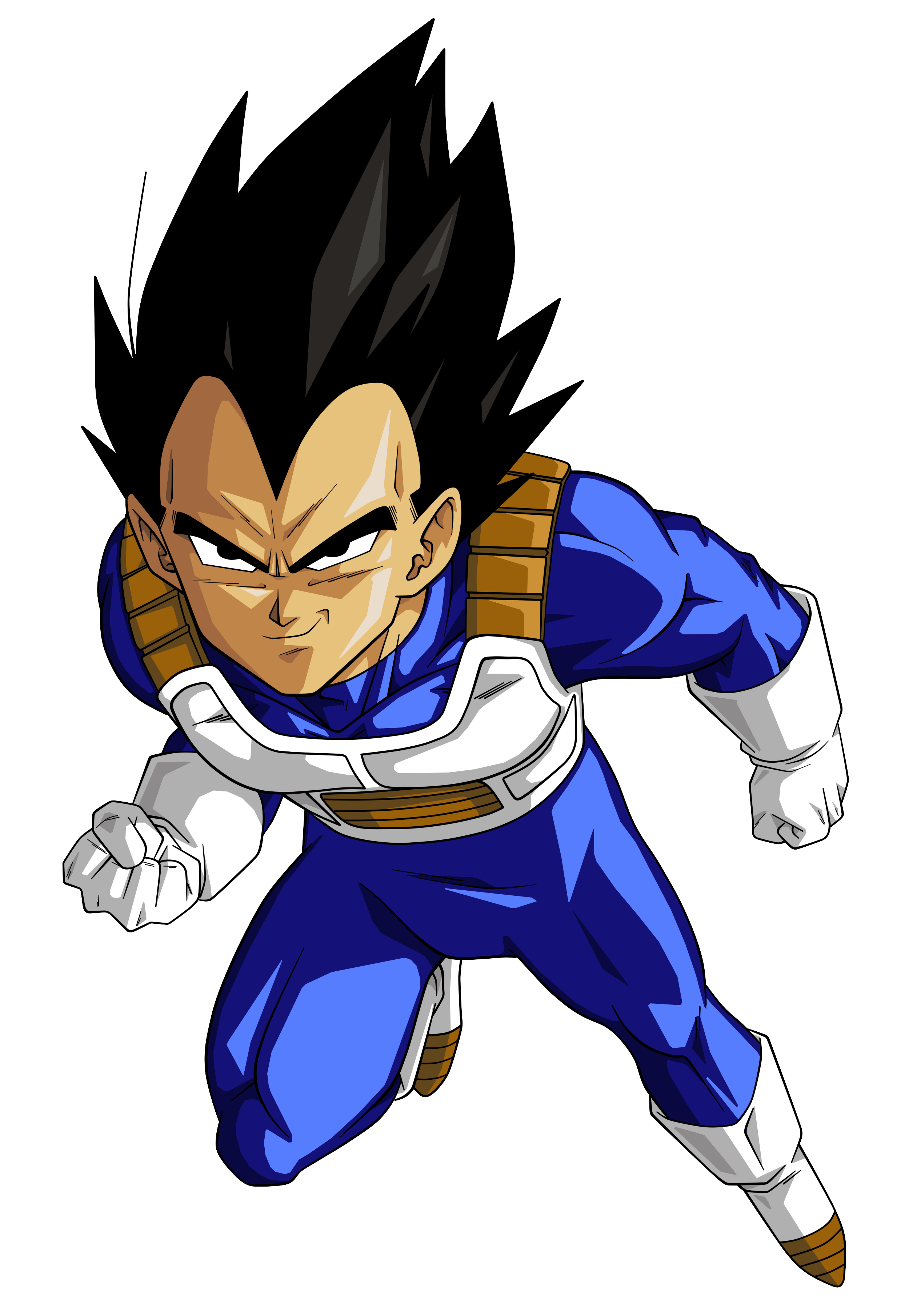 Vegeta Hd PNG Image - Dragon Ball PNG