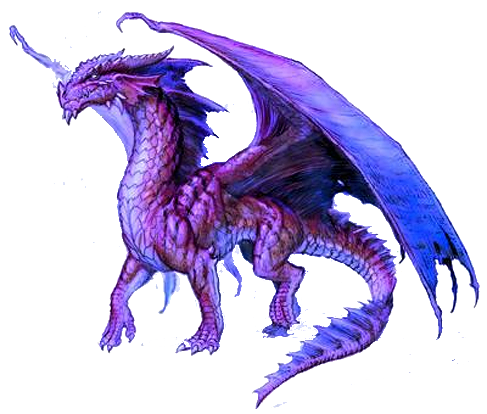 Dragon PNG - 7840